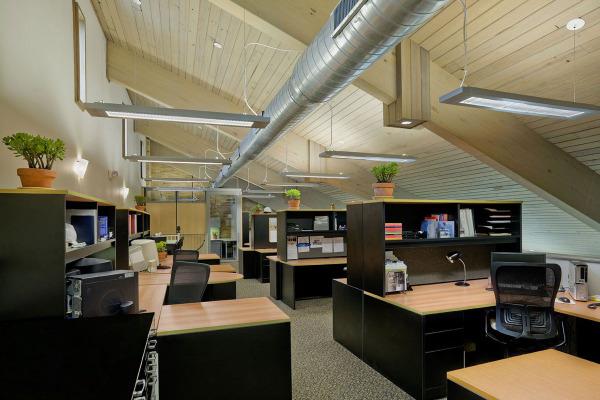 SLAY Headquarters Interior
